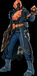 Picture of Destiny Warlock ThreeA Sixth Scale Action Figure