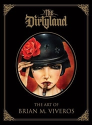 Picture of Dirtyland HC Art of Brian M Viveros