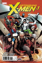 Picture of Astonishing X-Men (2017) #1