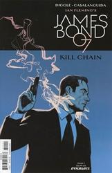 Picture of James Bond Kill Chain #1