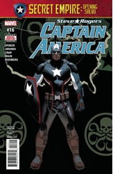 Picture of Captain America Steve Rogers #16 2nd Print