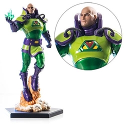 Picture of Lex Luthor Iron Studios 1/10 Scale Statue