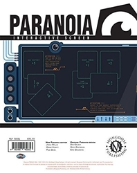 Picture of Paranoia RPG Interactive Screen