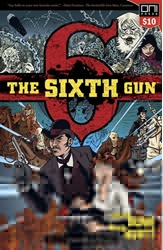 Picture of Sixth Gun TP VOL 01 Square One Edition