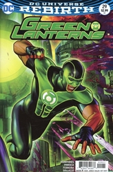 Picture of Green Lanterns #29 Peterson Cover