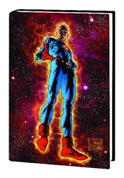 Picture of Marvelman Classic Vol 01 HC Quesada Cover