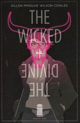 Picture of Wicked & Divine #30 McClaren Cover