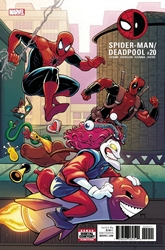 Picture of Spider-Man/Deadpool #20