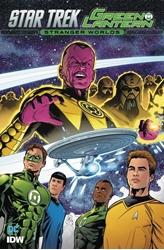 Picture of Star Trek/Green Lantern Vol 02 SC Stranger Worlds