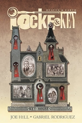 Picture of Locke and Key Heaven and Earth HC