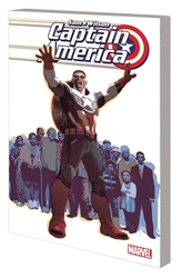 Picture of Captain America Sam Wilson Vol 05 SC End of the Line