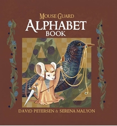 Picture of Mouse Guard Alphabet Book HC