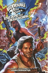 Picture of Big Trouble in Little China/Escape from New York TP