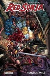 Picture of Red Sonja Worlds Away TP VOL 01
