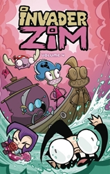 Picture of Invader Zim TP VOL 04