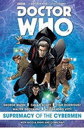 Picture of Doctor Who Supremacy Of The Cyberman TP