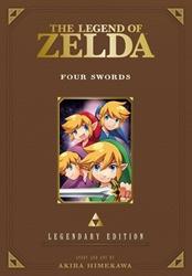 Picture of Legend of Zelda Legendary Vol 05 SC Four Swords