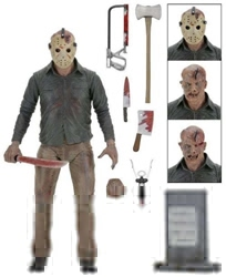 """Picture of Friday the 13th Jason Ultimate 7"""" Action Figure"""