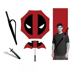 Picture of Deadpool Katana Umbrella