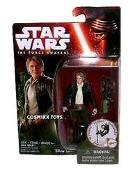 Picture of Star Wars Force Awakens Han Solo Figure