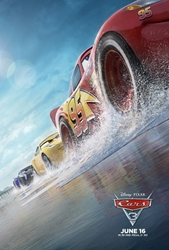 Picture of Cars 3 1-Sheet