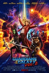 Picture of Guardians of the Galaxy Vol. 2 1-Sheet