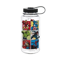 Picture of Avengers Group Tiles Wide Mouth Nalgene Tritan 32oz Bottle