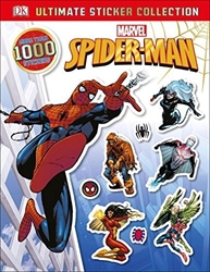 Picture of Ultimate Sticker Collection Spider-Man SC