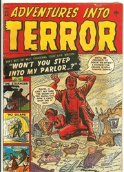 Picture of Adventures into Terror #44