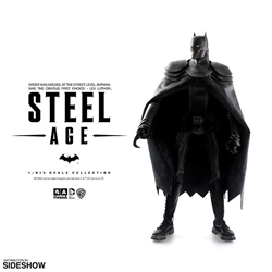 Picture of Batman Night Steel Age ThreeA Sixth Scale Action Figure