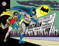 Picture of Batman Silver Age Newspaper Comics Vol 01 HC 1966-1967