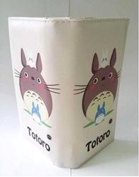 Picture of Totoro Triple Fold Women's Wallet