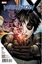 Picture of Weapon X #3 2nd Print