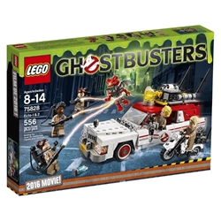 Picture of LEGO Ghostbuster Ecto 1 and 2