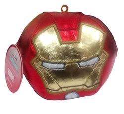Picture of Iron Man Hallmark Fluffballs Plush Ornament