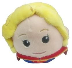 Picture of Supergirl Hallmark Fluffballs Plush Ornament