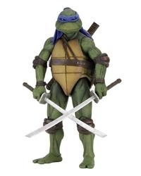 Picture of Teenage Mutant Ninja Turtles Leonardo 1990 Movie Fourth Scale Action Figure