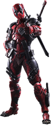 Picture of Deadpool Variant Play Arts KAI Action Figure
