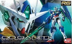 Picture of Gundam 00 QAN(T) 1/144 Scale Model Kit