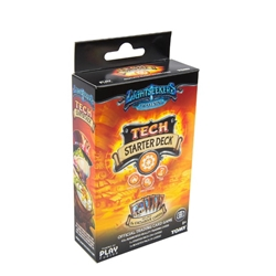 Picture of Lightseekers Awakening Trading Card Game Tech Starter Deck