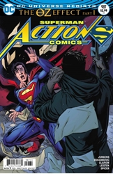 Picture of Action Comics #987 Janin Cover