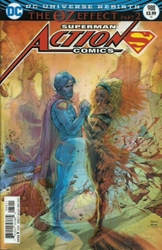 Picture of Action Comics #988 Lenticular Cover