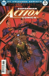 Picture of Action Comics #988 Janin Cover