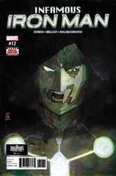Picture of Infamous Iron Man #12