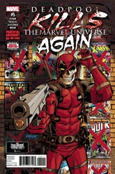 Picture of Deadpool Kills the Marvel Universe Again #5
