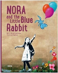 Picture of Nora and the Little Blue Rabbit HC