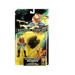 Picture of Batman Forever Street Biker Robin Action Figure