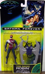 Picture of Batman Forever Tide Racer Robin Action Figure