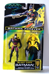 Picture of Batman Forever Blast Cape Batman Action Figure