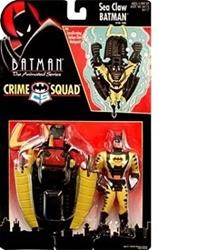 Picture of Batman The Animated Series Crime Squad Sea Claw Batman